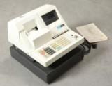 Kasseapparat med pengeskuffe. EBM 325