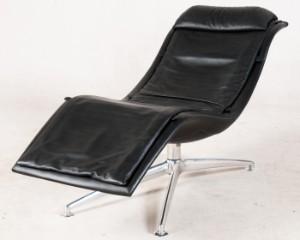 Massageliege / Relaxliege / Chaise Longue Modell Larus von Poltrona ...