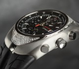 Automatik Chronograph, limited edition, herrearmbåndsur med diamanter - Pirelli