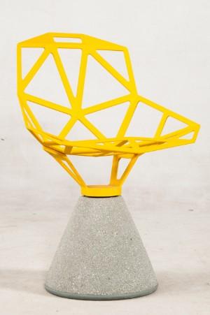 konstantin grcic stuhl modell 39 chair one 39 f r magis. Black Bedroom Furniture Sets. Home Design Ideas