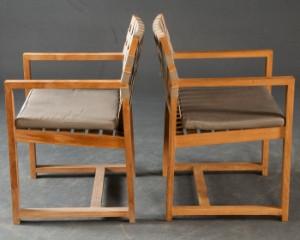zwei armlehnst hle st hle sessel f r roda 2. Black Bedroom Furniture Sets. Home Design Ideas