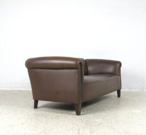 Vara 3511396 club sofa der 1930 40er jahre neubezogen in for Sofa 40er jahre