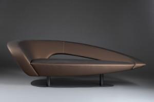 sacha lakic sofa model m ridienne speed up fremstillet for roche bobois frankrig. Black Bedroom Furniture Sets. Home Design Ideas