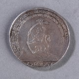 Norway, Frederik V, 6 Mark 'Rejsedaler' 1749 - Sieg 5.2, H 33B.