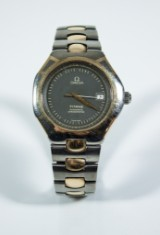Omega Seamaster Titanium Automatic Chronometer watch