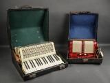 Hohner. To ældre harmonikaer (2)