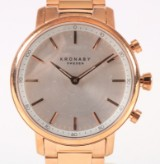 Kronaby, Carat 38mm Herreur(smartswatch)