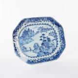Stekfat Kina 1700-tal