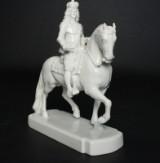 Jan Wellem, Porzellanfigur aus der Manufaktur Rosenthal