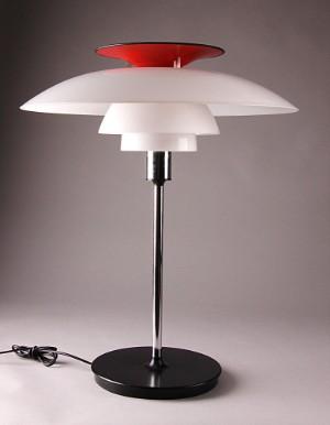 Vare: 2054435 Poul Henningsen 1894 - 1967. PH 80 bordlampe