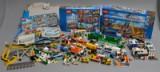 Lego. Samling biler, brochure og emballage