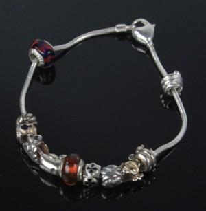 Aagaard Lovelinks - Petite armbånd med 11 charms