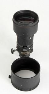 Nikon ED AF Nikkor 300mm.