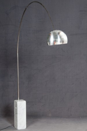 ware 3421067 achille pierre giacomo castiglioni bogenleuchte bogenlampe modell arco f r flos. Black Bedroom Furniture Sets. Home Design Ideas