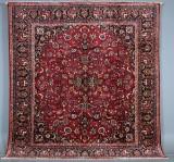 Persisk Kashmar, Signeret tæppe, 325 x 295 cm