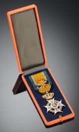 Holland: Oranje-Nassau Ordenen
