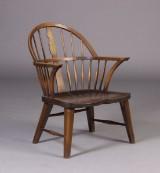 Windsor armstol / lænestol, 1900'tallets midte