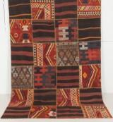 Kelimmatta, patchwork, 307 x 200 cm