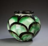 Kähler. Floor vase, earthenware