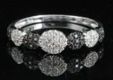 Diamond ring in 18kt approx. 0.25ct, By Kapriss
