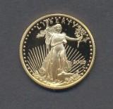 USA 10 dollar 2005 guld