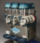 Scoop Slusice maskine