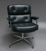 Charles and Ray Eames. 'Lobby Chair', Model ES-108