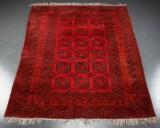 Afghansk tæppe 310 x 235 cm.