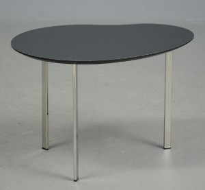 Slutpris för ACO Møbler. Sofabord, model Dråben.