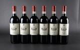 6 flasker Barolo Luigi Einaudi 'Cannubi' 2008.(6)