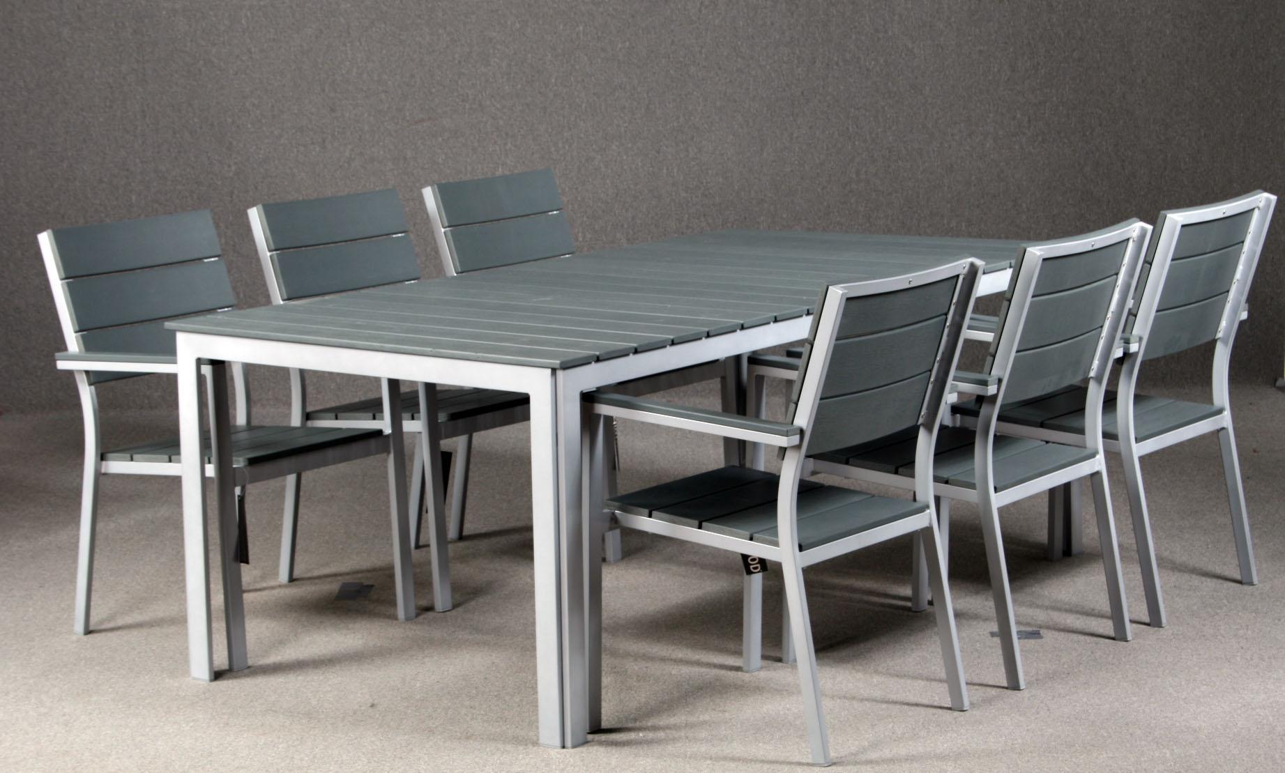 havemøbler stabelstole