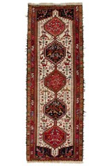 Persisk Sumak kelim, 290x100 cm.