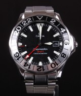 Omega Seamaster 300 M GMT Chronometer, Gerry Lopez limited edition. Men's watch
