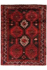 Persisk Bakhtiari tæppe, 205x155 cm.