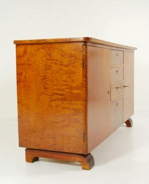 Skjenk I Art Deco Stil 1930 50 Lauritz Com