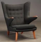 Hans J. Wegner. Sessel 'Papa Bear Chair', Modell AP-19