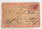 Postkort fra Shanghai 1899