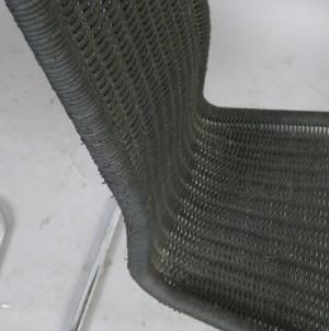 tecta set st hle hochlehn kragst hle modell b 25 4. Black Bedroom Furniture Sets. Home Design Ideas
