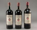 3 bt. 1945 and 1947 Chauteau Mouton-D'Armilhacq, Pauillac (3)