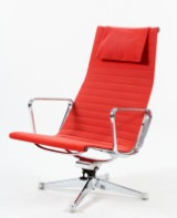Charles Eames. Lounge chair