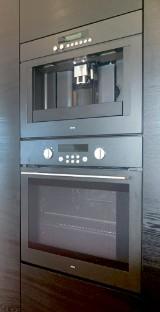 Multisystem dobbeltovn model DX6Z92Q med CaféMax kaffemaskine (2)