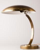Christian Dell skrivebordslampe/bordlampe model 6751 fremstillet hos Kaiser Germany
