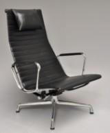 Charles Eames. Lounge chair, model EA-124