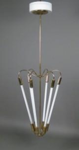 A large ceiling light / hall light / cinema light, 1950s