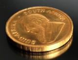 Krugerrand guldmønt 1975 / 33,98 gram