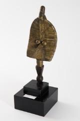 Reliquary figure mbulu/mwete, 19th century, Mahongwe/Gabun
