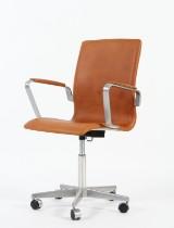 Arne Jacobsen. Oxford office chair, model 3271
