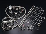 Spinning, mfl. Samling smykker af sølv og sterlingsølv. (29)