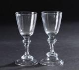 Barokglas, hessisk type.