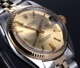 Rolex. Vintage mid-size watch, model Datejust